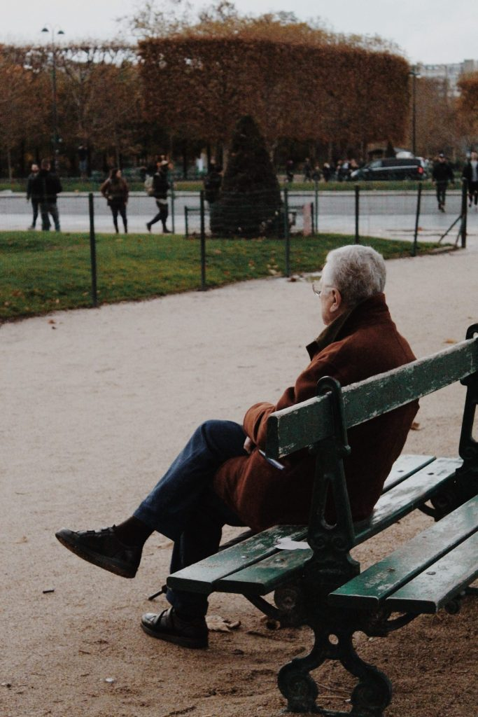 A lone older man Hearing loss and depression with north london audiologists